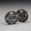 Reinforced Aluminum Oxide Abrasive -- Portable Snagging Wheels