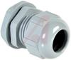 Connector, Strain Relief; Polyamide; Gray -- 70123715