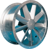 JM AEROFOIL AXIAL FLOW FAN