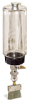 (Formerly B1745-6X10), Manual Chain Lubricator, 1 qt Polycarbonate Reservoir, Flat Brush Stainless Steel -- B1745-032B1SF1W -- View Larger Image