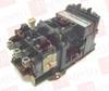 ALLEN BRADLEY 509-DOD ( STARTER, NON-REVERSING, 90 AMP, 3 POLE, 115/120 VAC COIL, 60 HZ, 25/50HP,NEMA SIZE 3 ) -- View Larger Image