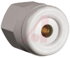 Electrical Connector; Socket Receptacle; 0.31 in.; 1.25 in.; 0.25 in. (Max.); -- 70120982
