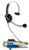 VXI CP100 Headset for Cellular and Cordless Telephones -- CP100