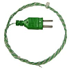 Type K Thermocouple (Exposed wire, PTFE insulated)