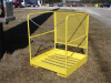 DIXIE ECONOMICAL FORK LIFTABLE WORK PLATFORM -- HMPS-10