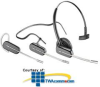 Plantronics Savi W740 Convertible Wireless Headset System -- 83542-01