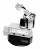 MICRO SWITCH E6/V6 Series Medium-Duty Limit Switches, Top Roller Arm Actuator, Adjustable with Steel Roller, 2NC 2NO DPDT Snap Action, 0.5 in - 14NPT conduit -- DTE6-2RN2