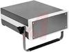 Cabinet; Aluminum; 10.75 in.; 8.312 in.; 3.5 in.; 0.875 in. -- 70148974