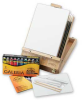GALERIA ACRYLIC EASEL PAINTING SET -- H67365 - Image