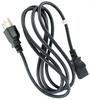 12ft 18 AWG Universal Shielded Power Cord ( IEC320 C13 to NEMA 5-15P) -- P7S1-12 - Image