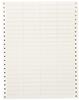 DATAB Dot Matrix Printable Labels -- DAT-12-502-10 - Image