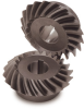 Finished Bore Spiral Miter Gear - Carbon Steel -- KMMSA - Image