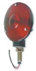 Lamp,Single Face,Red -- 53052