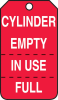 Cylinder Status Tags -