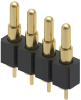 Rectangular Connectors - Spring Loaded -- ED10680-ND