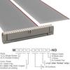 Rectangular Cable Assemblies -- M1DXA-5036J-ND -Image