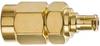SMA Plug to MCX Plug Adapter -- SMA-MCX P/P - Image