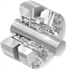 Welded Metal Bellows Gas-lubricated, Non-contacting, Dual Cartridge Seal with Elastomeric Secondary Seals -- Type 2800MB