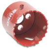 Hole Saw: bi-metal HSS, 1-7/8 inch (48mm) diameter -- 106048 - Image