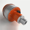 Spindle Drive - In-line Design -- RAM-MSD 2 speed gearbox