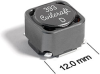 MSS1278 Series Shielded Surface Mount Power Inductors -- MSS1278-223 -Image