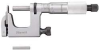Interchangeable Anvil Micrometer,0-25mm -- 5TZY3