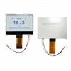 Display Modules - LCD, OLED, Graphic -- NHD-C12864CR-FSW-GBW-ND