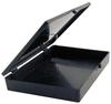 Hinged Conductive Plastic Box -- 663-437
