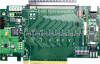 Evaluation Board for 89HP0504P (QFN) Repeater, 16-lane, 5Gbps PCIe2 -- 89KTP0504P-QFN