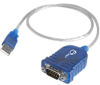 SIIG USB to Serial Adapter Cable -- JU-CS0111-S1