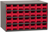 Cabinet, 19-Series Steel Cabinet w/ 28 Drawers -- 19228RED - Image