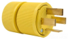 Straight Blade Power Plug -- D1861