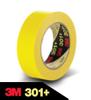 6.3 mil Performance Yellow Masking Tape -- 301+ -Image
