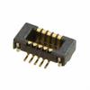 Rectangular Connectors - Arrays, Edge Type, Mezzanine (Board to Board) -- WM8766CT-ND -Image
