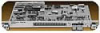 16-Channel, T/C FET Multiplexer -- Keysight Agilent HP E1353A