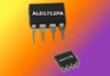Dual Ultra Micropower Rail-to-Rail CMOS Operational Amplifier -- ALD2706PAL -Image