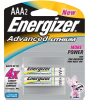 Energizer EA92BP-2 AAA Advanced Lithium Battery Retail Pack -- EA92BP-2 - Image