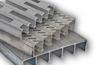 ADA Aluminum Plank -- Diagonal Punched-Image