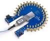 Eval Kit for CXP and CXP AOC Fiber Optic Transceiver Modules -- AFBR-83EVK
