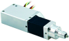 High Vacuum Linear Actuator, 25 mm travel, RS-232 -- T-NA08A25-SV2 - Image