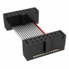Rectangular Cable Assemblies -- FFSD-07-D-09.00-01-S-N-ND -- View Larger Image