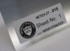 NETIC ET Magnetic Shielding Alloy Sheet -- NET015-36-15