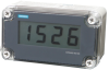 2-Wire Loop Powered, Nema 4x Enclosed Remote Digital Display For Process Instrumentation -- SITRANS RD100 - Image