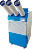 Spot Cooler Air Conditioner Rental, 2 Ton