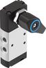 Selector valve -- VHEF-ES-B52-G18 -Image