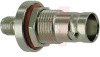 connector,rf coaxial,between series adapter,sma jack to bnc jack(bulkhead) -- 70031883