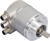 POSITAL IXARC EtherCat Multi-turn Absolute Rotary Encoder -- EtherCat - Image