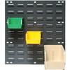 """18"""" x 19"""" - Wall Mounted Panel Rack -- BINR1819P -- View Larger Image"""