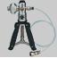 SI Pressure TP1-40 Pneumatic Hand Pump