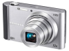 Samsung ST200 Silver 16mp 10x (4.85-48.5mm) Optical Zoom 3in LCD SMART Camera w/ 720p HD Video -- EC-ST200FBPSUS